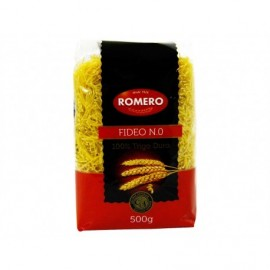 Romero Fideo Nº0 Paquete 500g