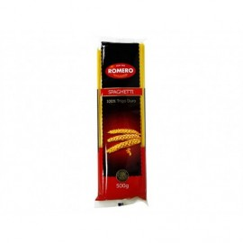 Romero Spaghetti Paquete 500g