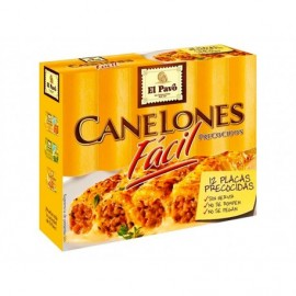 El Pavo Cannellonis faciles Boite 12 Plaques - 80g