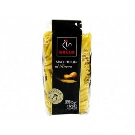 Gallo Maccheroni al Huevo Paquete 250g