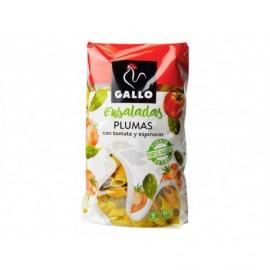 Gallo Plumas con Vegetales Ensaladas Paquete 500g
