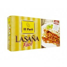 El Pavo Lasagnes faciles 200g