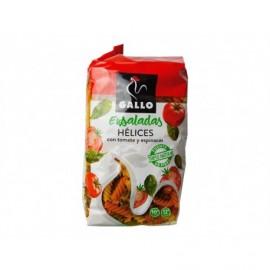 Gallo Hélices con Vegetales Ensaladas Paquete 500g