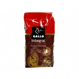 Gallo 500g package Whole wheat striped feathers