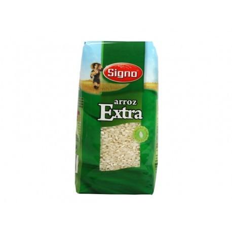 Signo Arroz Extra Paquete 500g