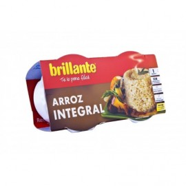 Brillante Arroz Integral Pack 2x125g