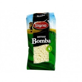 Signo 500g bag Bomba paella rice