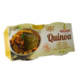 Golden Quinoa Lista para comer Pack 2x80g