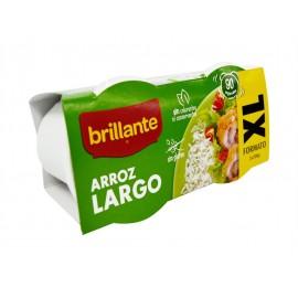 Brillante Arroz Largo Pack 2x200g