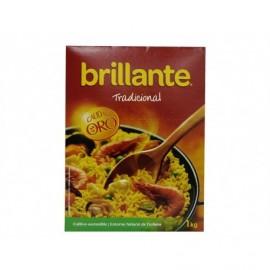 Brillante Riz traditionnel de qualité or Boite 1kg