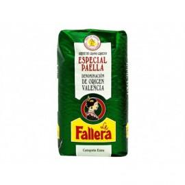La Fallera Arroz Grueso Especial Paellas D.O. Valencia Paquete 1kg