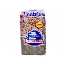 La Cochura Lenteja Castellana Cat.Extra Paquete 500g