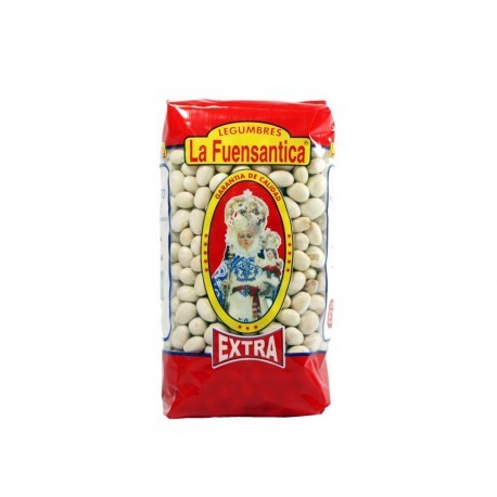La Fuensantica Alubia Manteca Paquete 500g