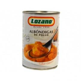 Lozano Tin 425g Chicken meatballs