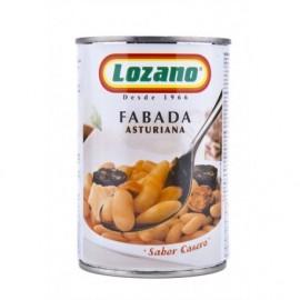 Lozano Tin 425g Fabada Asturiana