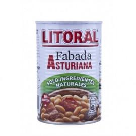 Litoral Tin 435g Fabada Asturiana