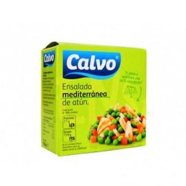 Calvo Tin 150g Mediterranean tuna salad