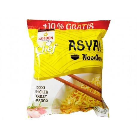 Golden Fideos Orientales Noodle Pollo Bolsa 85+8,5g