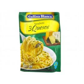 Gallina Blanca Spaghetti Tres Quesos Sobre 175g