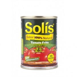 Solis Tin 140g Tomato Sauce Frito