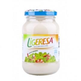 Ligeresa Mayonnaise 225 ml Glas