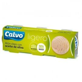 Atun Calvo Ligero Oliva Ro-60 Grs Pk-3