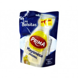 Prima Package 15 units Mayonnaise sachets