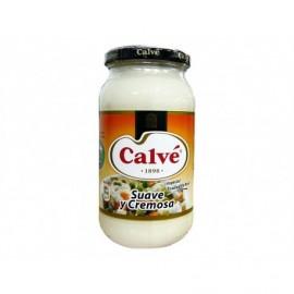 Calvé Mayonnaise pour salade Pot en verre 450ml