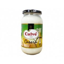Calvé 430ml glass jar Homemade mayonnaise