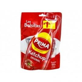 Prima Ketchup Bolsitas Paquete 15ud