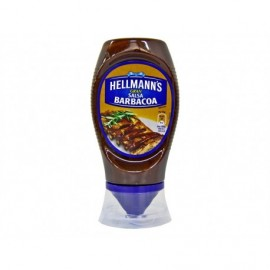 Hellmann´s 250ml glass jar Easy barbecue sauce