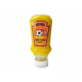 Heinz Salsa de Curry y Mango Bote 220ml