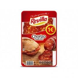 Revilla Chorizo Tradición Lonchas Envase 70g