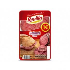 Revilla Salami Extra Bandeja 70g