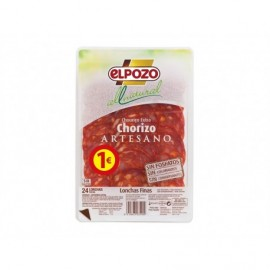 Elpozo Chorizo Lonchas All Natural Envase 70g