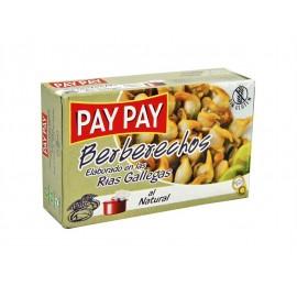 Pay Pay Berberechos al Natural Lata 115g (55-65ud)