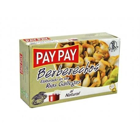 Pay Pay Canned 115g (55-65 units) Natural hulls