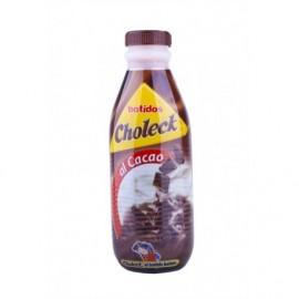 Choleck Bottle 1l Cocoa milk drink