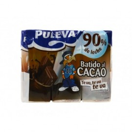 Puleva Batido de Chocolate Pack 6x200ml