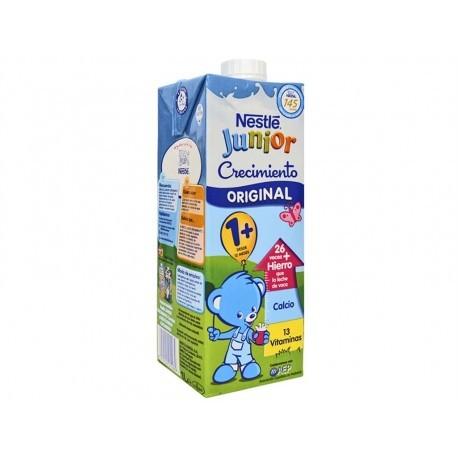 Nestlé Leche de Crecimiento Junior 1+ Brik 1l