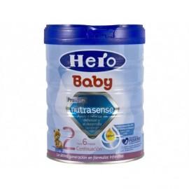 Hero 800g glass jar Children's milk 2 Nutrasense