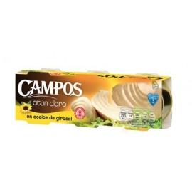 Yellowfin Tuna Campos Ro-80 Grs Pk-3