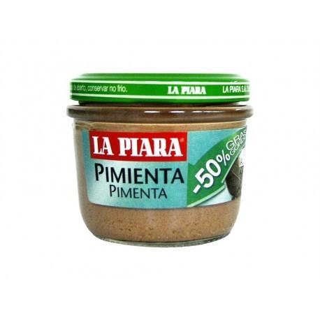 La Piara Paté Pimienta Verde Tarro 100g