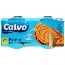 Calvo Paté de Atún Original Pack 2x75g