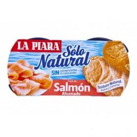 La Piara 2x75g pack Salmon pâté