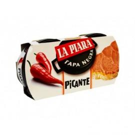 La Piara 2x73g pack Spicy pâté