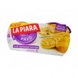La Piara Paté de Pavo Pack 2x150g