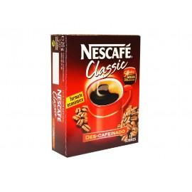 Nescafé Café Soluble Descafeinado Classic Caja 10 Sobres 20g
