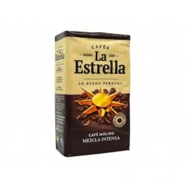 La Estrella Café Molido Mezcla Intensa Paquete 250g