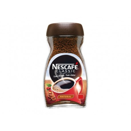 Nescafé Café Soluble Natural Classic Tarro 50g